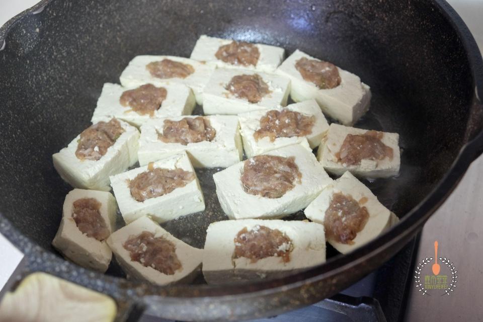 小小豆腐竟也能做的这么好吃,快来看看我从农家饭中偷学到的做法