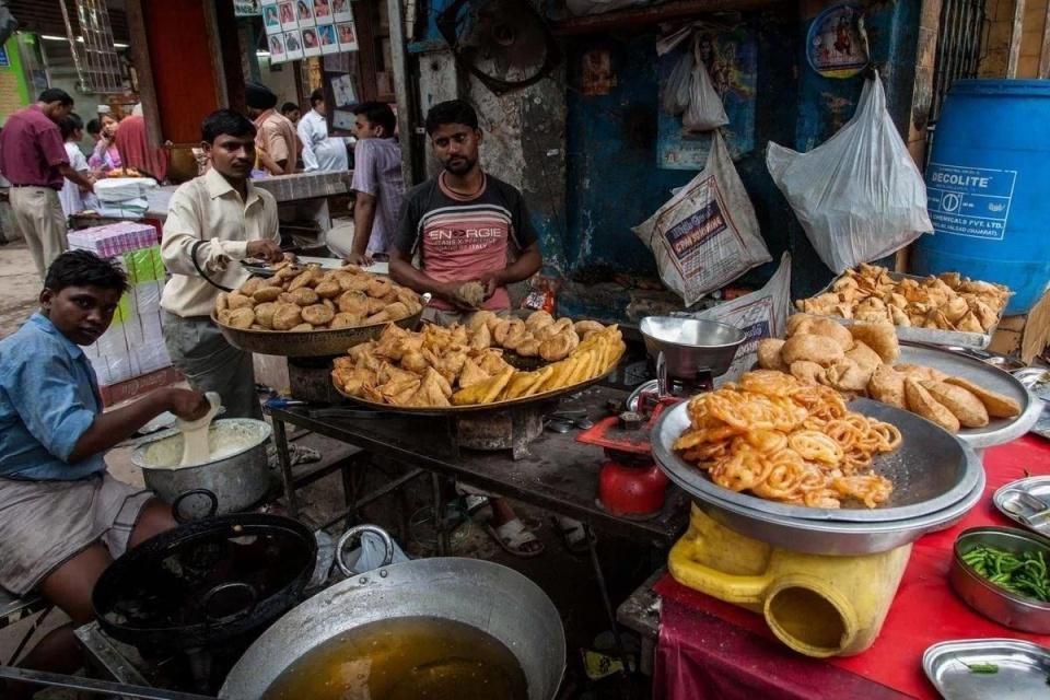 一位中国小伙去印度旅游 发现与印象中的差距很大!