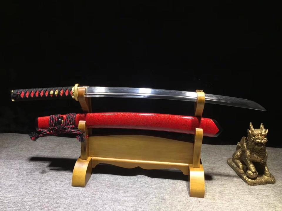 冷兵器排名_世上最受欢迎的冷兵器,数据显示排名第一的是日本武士
