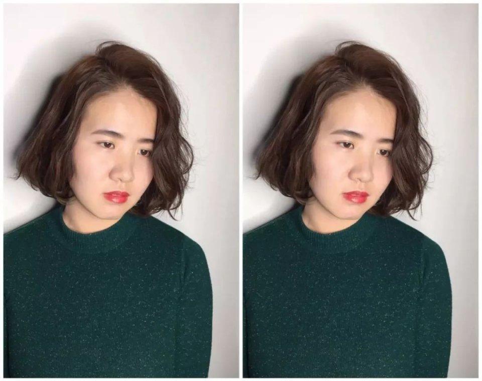 2018最新流行的女生短发发型图片