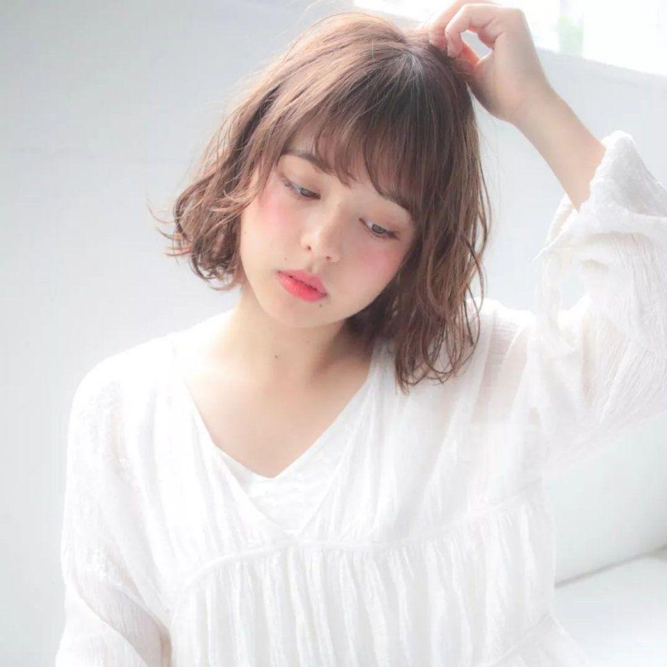 2018年流行发型_2018年最流行发型女图片