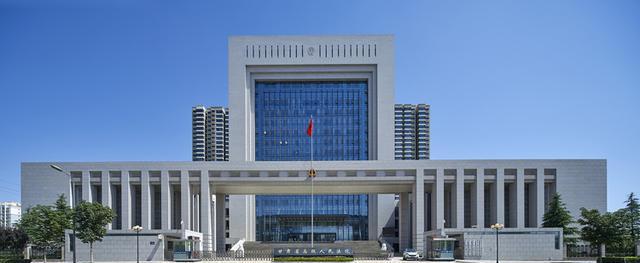 甘肃省高级人民法院新办公楼-北京市建筑设计研究院啊qq图案怎么绘制弄图片