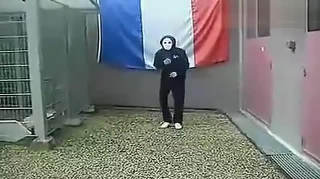 我一直认为这才是真正的鬼步舞!