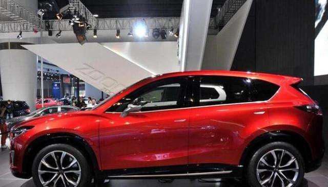 这款日本车, 有颜值有性能, 马自达新车卖9万