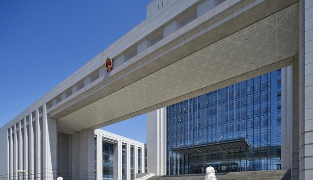 甘肃省高级人民法院新办公楼-北京市建筑设计研究院平面设计全国高校排名图片