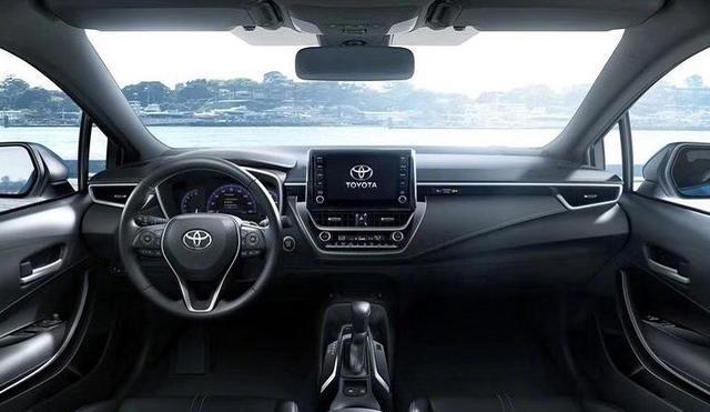 买丰田卡罗拉的可以再等等卡罗拉旅行版快来了图片 36725 640x371
