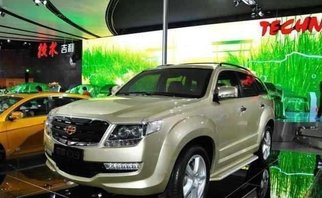 硬派7座SUV, 比汉兰达大一圈, 四驱仅18万! 还买啥GS8?
