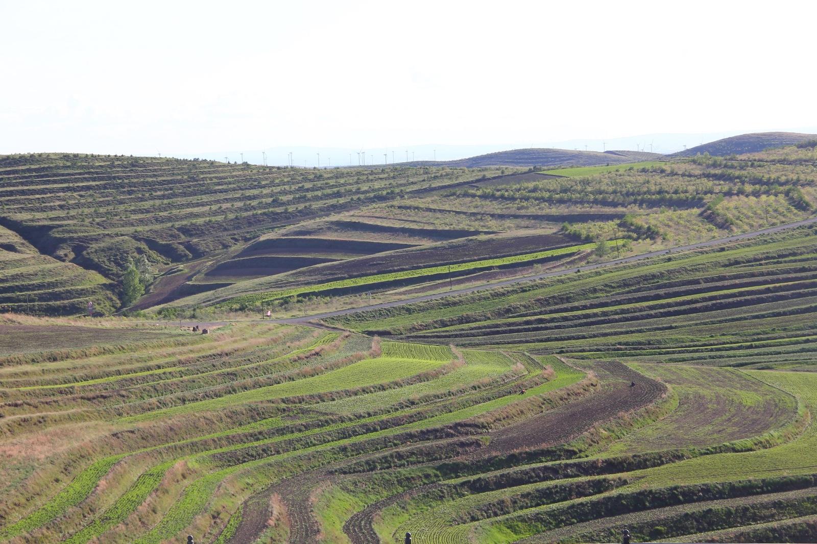 拥抱一路风景和全新哈弗H6探寻草原第一天路(上)
