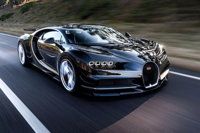 世界10大名车,穷人只认识车标,据说布加迪这款价值半个亿