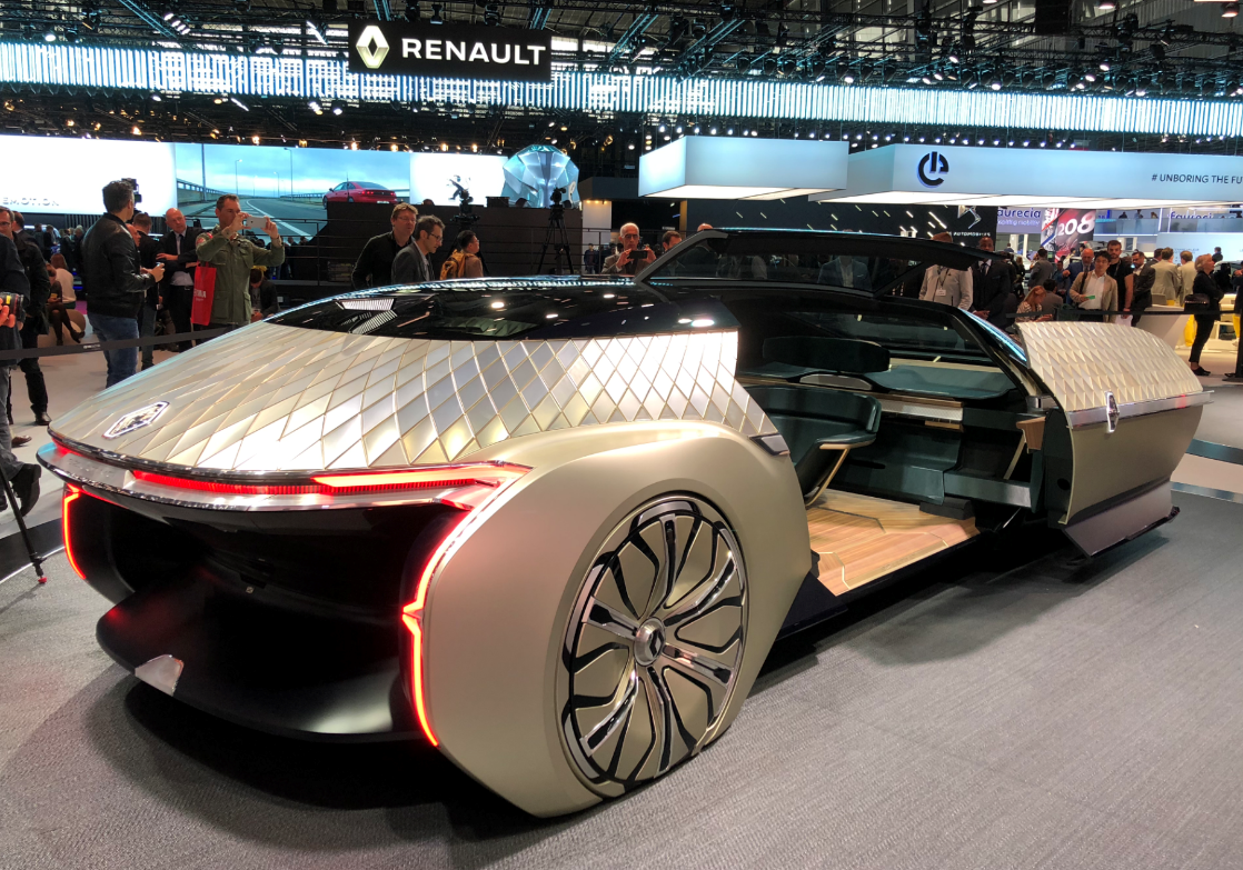 玩概念没人比得上法国人,标致e-Legend概念车亮相巴黎车展