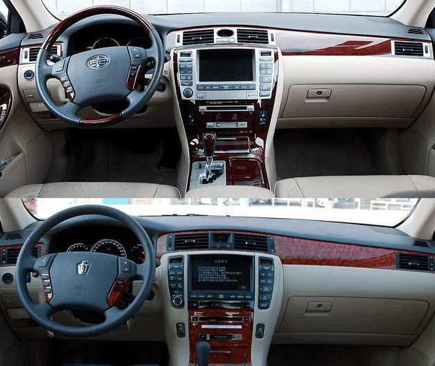 自主研发,70万的国产豪车,中控屏幕却是日文,打开机盖这国产