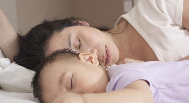 宝宝要睡觉 可爱