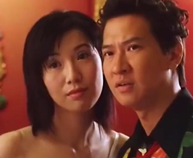 张家辉与关秀媚合作的作品有《千王之王2000》,《最后羔羊》,《黑马