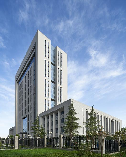 甘肃省高级人民法院新办公楼-北京市建筑设计研究院名片茶舍设计图片图片