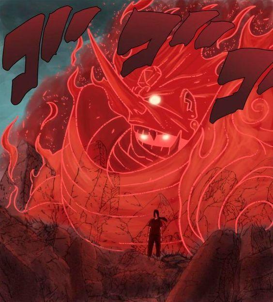 火影忍者:宇智波鼬最帅的4种须佐能乎