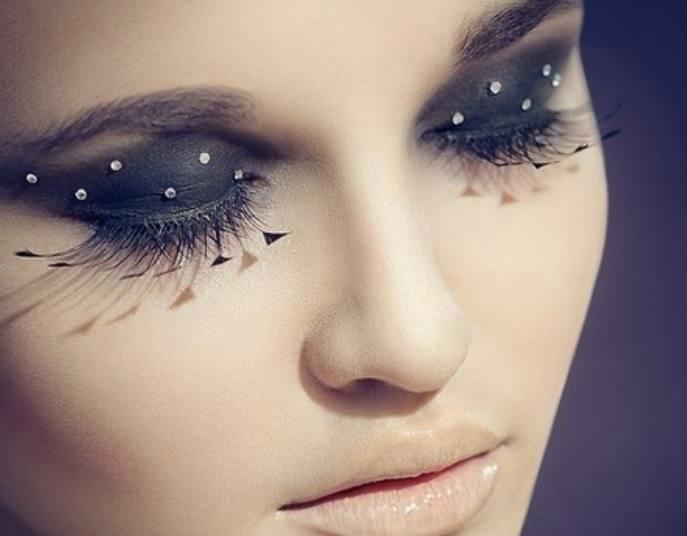 八大星座专属眼妆,摩羯座的妖媚,天秤座的美爆白羊座o型血爱情观