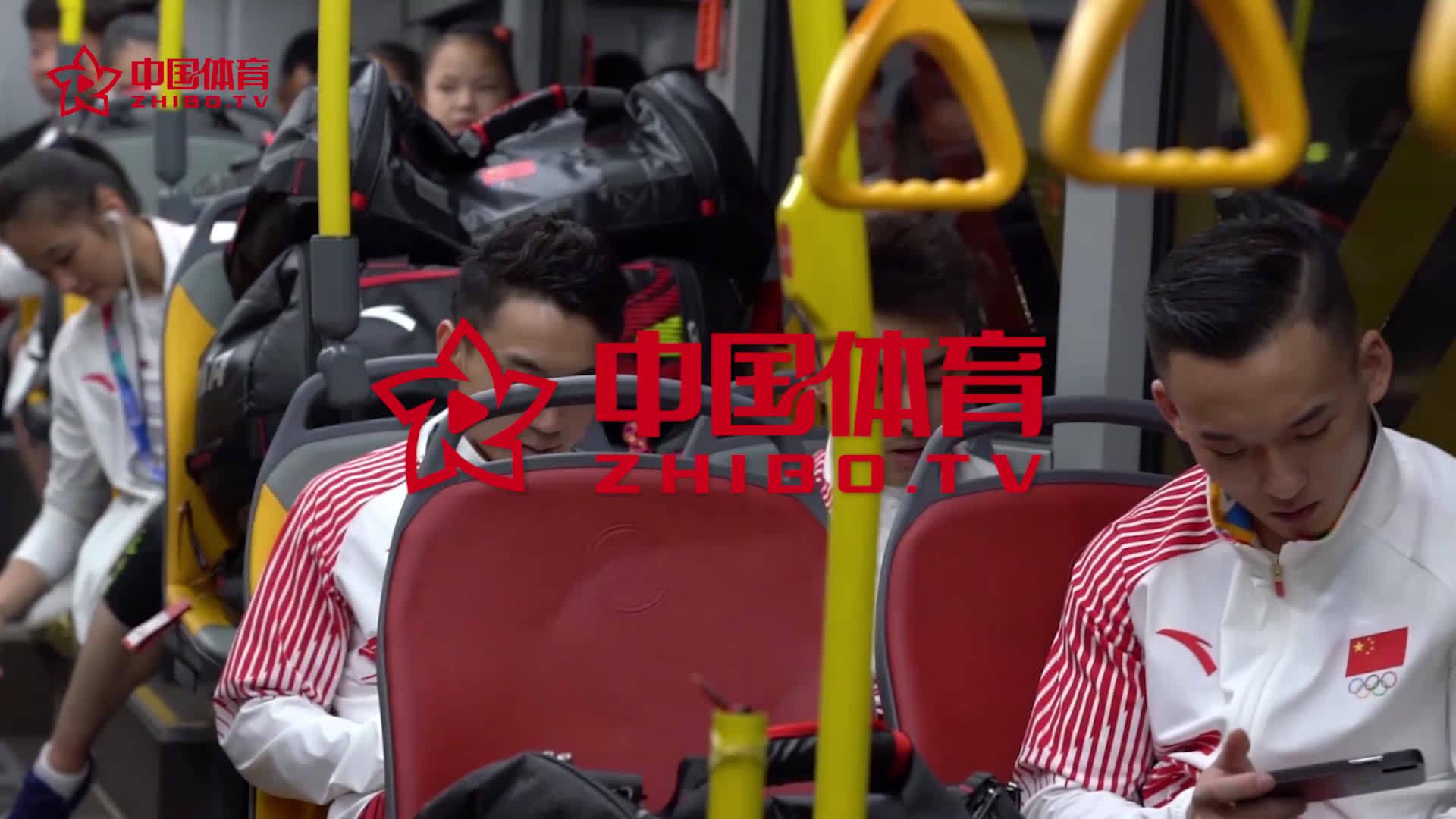 中国体育独家采访中国体操教练滕海滨
