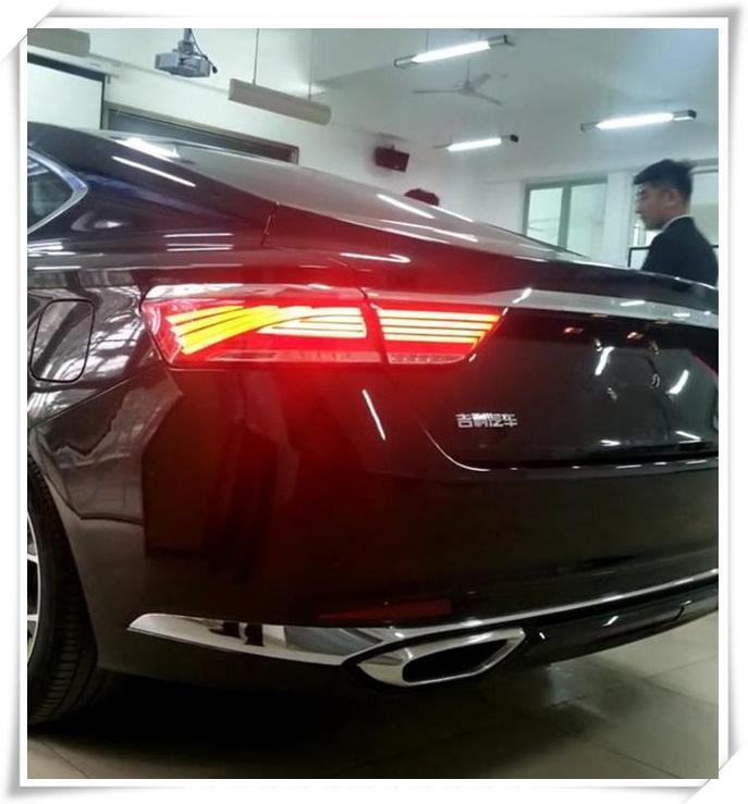 首批吉利博瑞GE到店实拍, 颜值无愧最美国产车,买合资车的后悔了