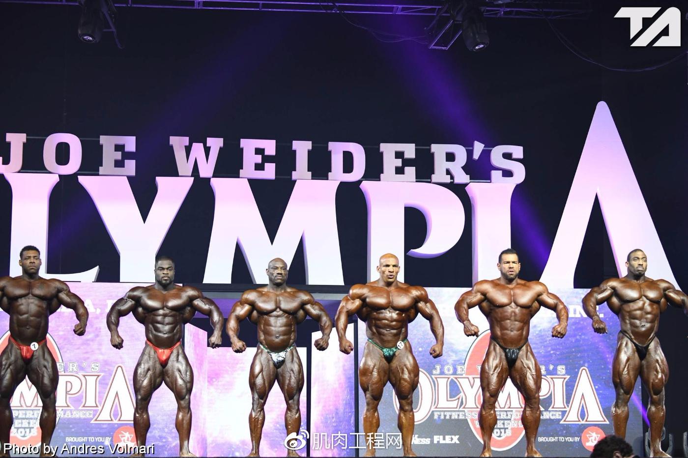 (超清大图)2018年奥赛健美组职业差别无男子级室内攀岩馆团购图片