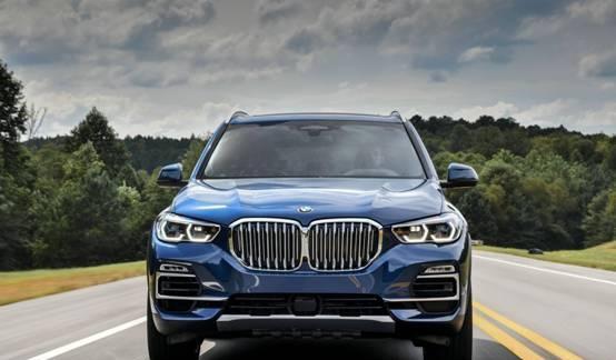 王者驾临 全新BMW X5巴黎车展全球首发