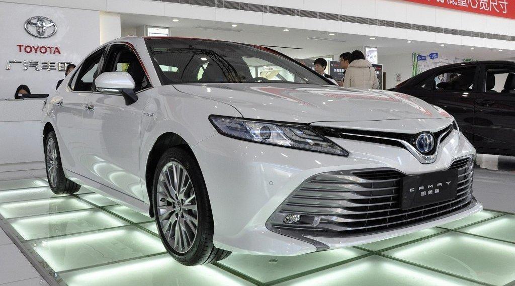 这车比雅阁帅很多,有丰田最美车之称,有了它,谁还去买奥迪?
