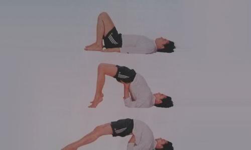 这5个瑜伽体式可助你缓解肩颈堵塞僵硬,效果比按摩还要好图片