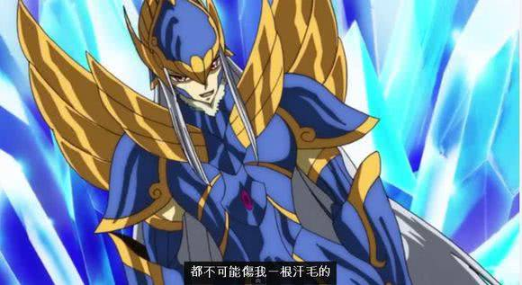 圣斗士:上届神斗士,一个米罗和艾欧里亚就可以扫平!图片