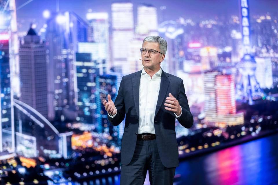 """""""不仅有新车更有尖端科技""""丨奥迪峰会首次在深圳举办"""