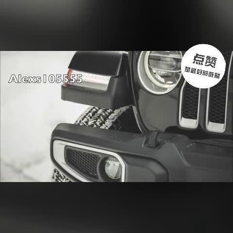 舒适与野性并存 - 吉普牧马人无限V6 AWD 2018 完美SUV每日...