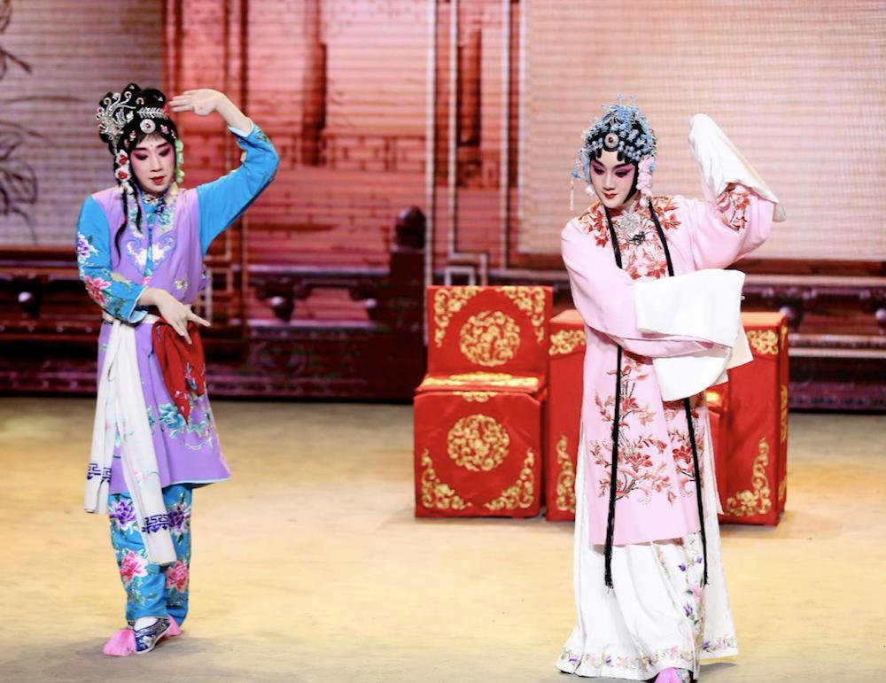 《传承中国》余少群美成画 白凯南迷之自信却遭打击