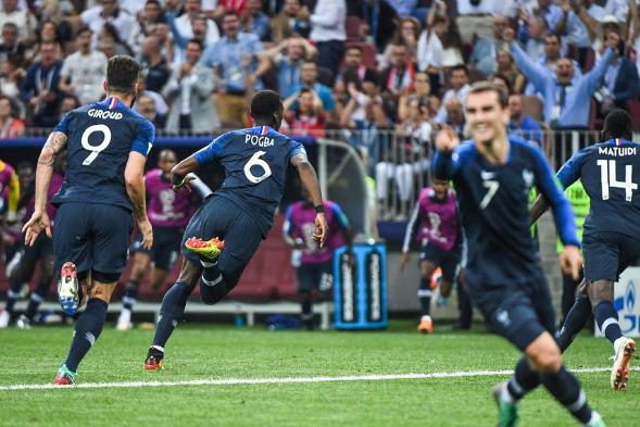 法国队夺冠这人是头号功臣,他一人掌控中场,莫德里奇也不能相比