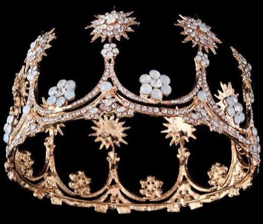 十二星座专属一生皇冠,狮子座的a一生侧漏,摩羯座女生只爱一人!巨蟹座王者天天跟男生表白图片