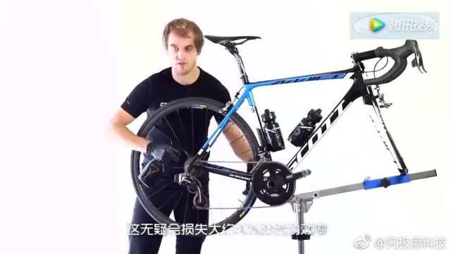 """学生发明""""传动轴""""自行车,无链条技术加持13速变速。"""