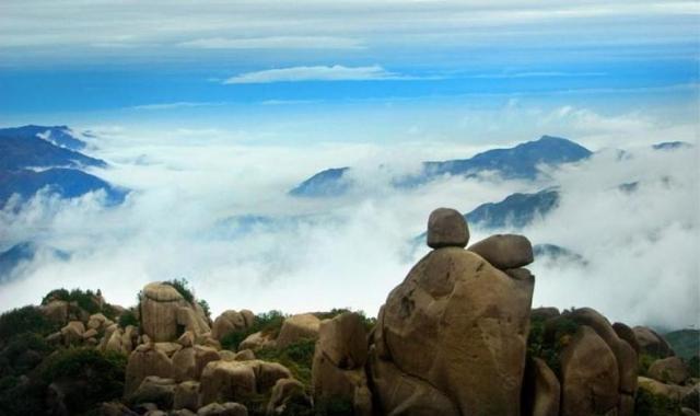 福建省宁德市两个国家级5a旅游景点