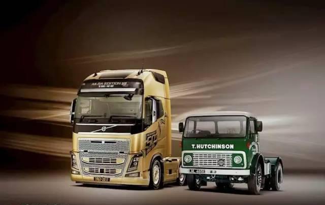 庆祝进入英国市场50年 沃尔沃推出FH Ai<em>lsa</em>限量版卡车