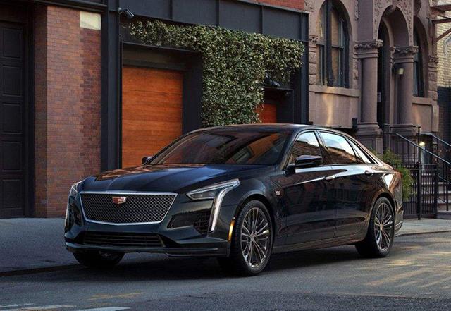 凯迪拉克继续发力,未来CT系和XT系将有各种新车