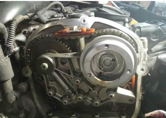 大众ea888发动机正时链条断裂问题专题之事发