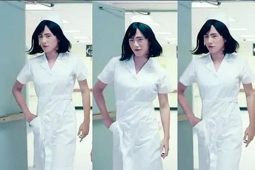 神探唐风,因为一袭护士装,惊艳全场.