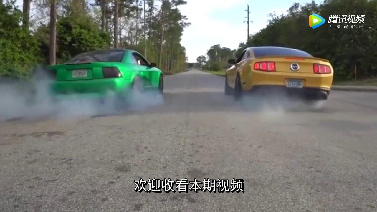 V8发动机猛不猛,直追2000匹马力,2000元的轮胎两分钟只剩钢圈了