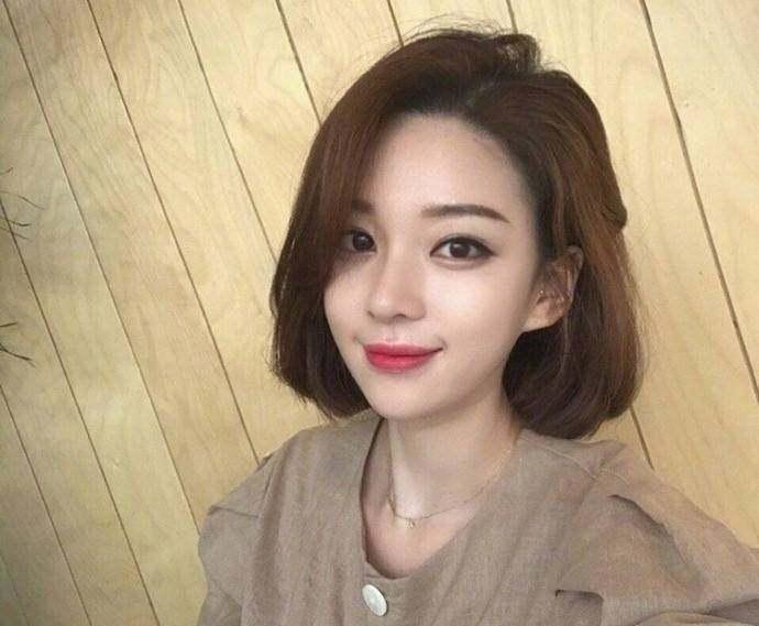 韩范儿的女生短发比较流行的有哪些? 韩范儿 发型