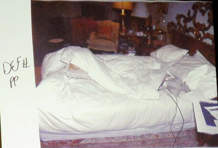 迈克尔·杰克逊尸检照片遭曝流出, 一代天王未得善终!