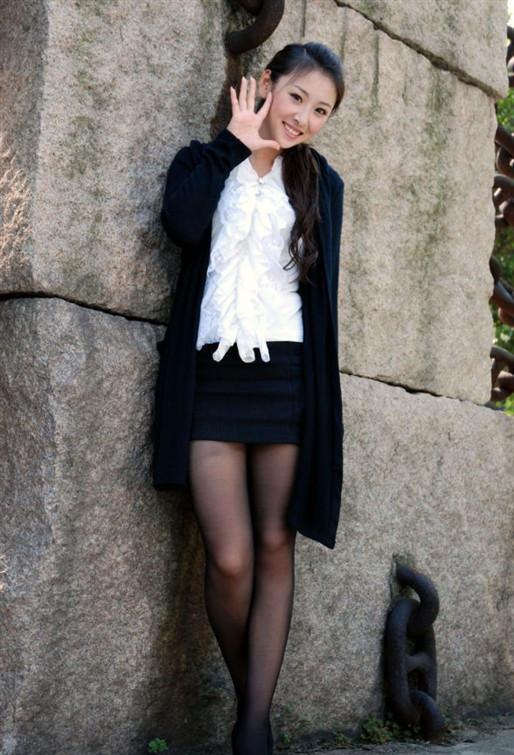 妹妹的逼都被干黑了_黑丝高跟鞋, 黑色包臀裙, 清纯的妹妹也能性感