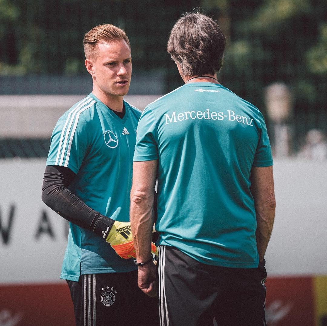 特尔施特根在德国国家队