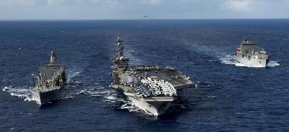好消息再传来!美军舰将遭我国天眼直播,航母再无藏身之地