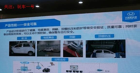 """华泰EV160R北京上市售4.48万元 或成最新""""占号神器"""""""