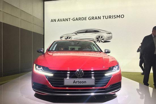 还得再等等 国产版大众Arteon明年8月上市