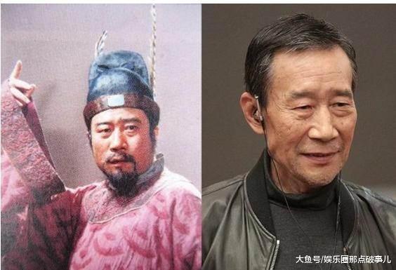 小鲜肉质疑宋江扮演者李雪健天价片酬, 想不到撒贝宁这样对他!