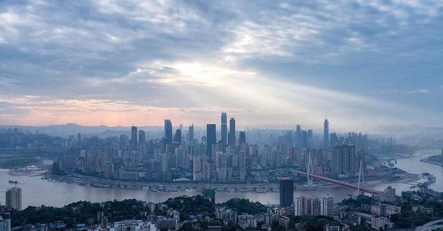 直辖市天津市和重庆市,2018年GDP总量有望双