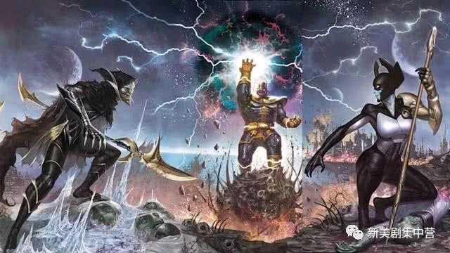 《复仇者联盟3:无限战争》反派揭秘:灭霸和他身后的男人