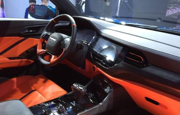 哈弗版X6, 宝马设计师打造而成, 将出口澳大利亚
